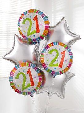 21stballoonbouquet