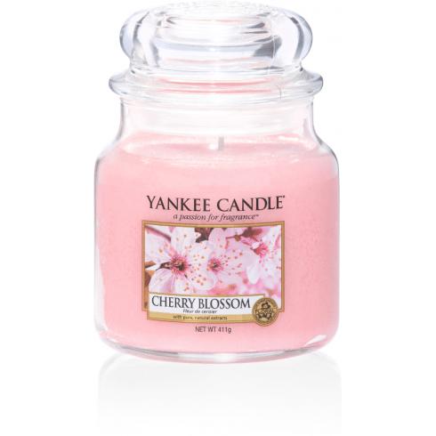 cherry blossom med jar